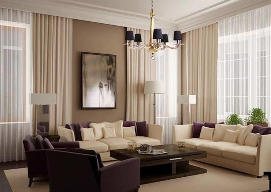 Rèm phòng khách - RPK04