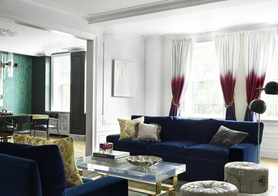 Rèm phòng khách - RPK01