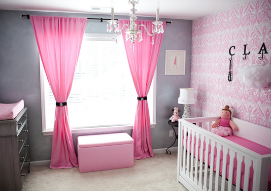 Rèm phòng bé yêu - RBT5